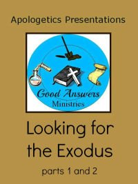 Looking for the Exodus Parts 1 & 2