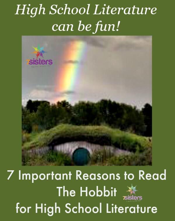 The Hobbit for Homeschool High School Literature