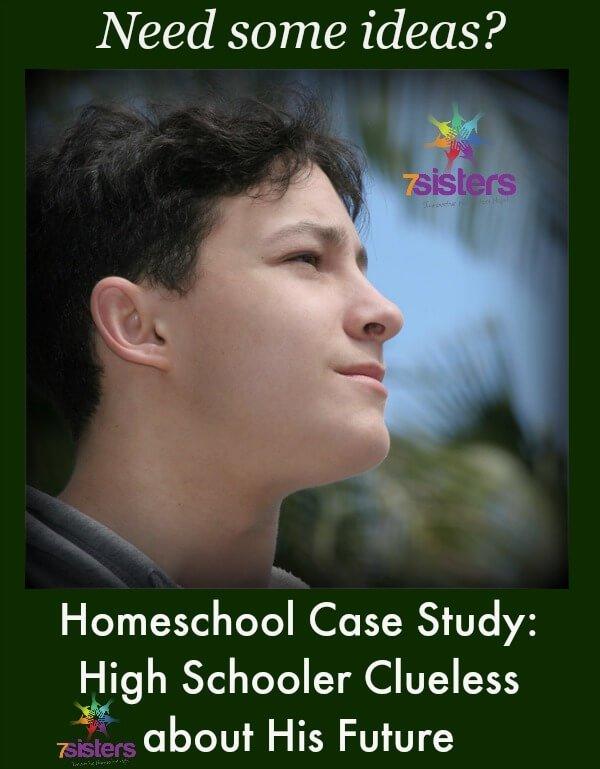Homeschool Case Study: High Schooler Clueless about Future