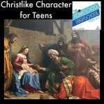 Homeschool Highschool Podcast 39: Christlike Character