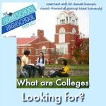 Homeschool Highschool Podcast Ep 78: What Colleges are Looking for