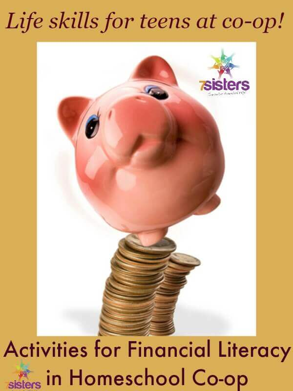 Financial Literacy in Homeschool Co-op