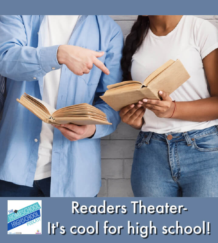 Readers Theater- It's cool for high school!
