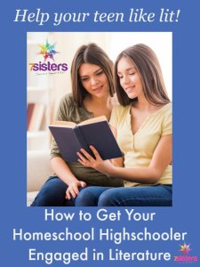 An Authoritative Guide to Literature for Homeschool High School How to Get Your Homeschool Highschooler Engaged in Literature