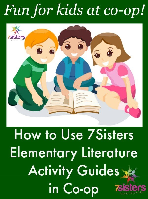 How to Use 7Sisters Elementary Literature Activity Guides With Your Young Learner 7SistersHomeschool.com Have phonics fun with hands-on learning made easy.
