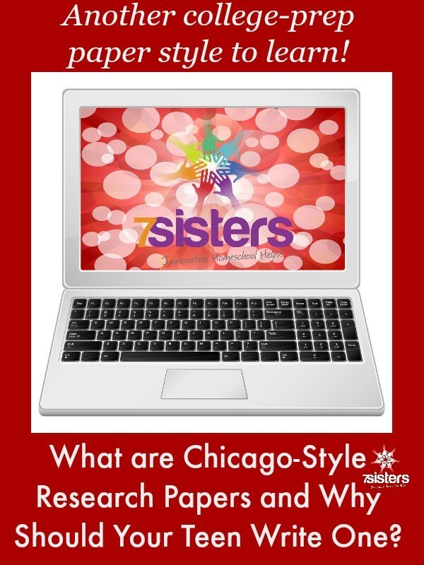 What Are Chicago-Style Research Papers and Why Should Your Teen Write One
