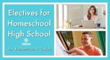 Electives for Homeschool High School: An Authoritative Guide 7SistersHomeschool.com