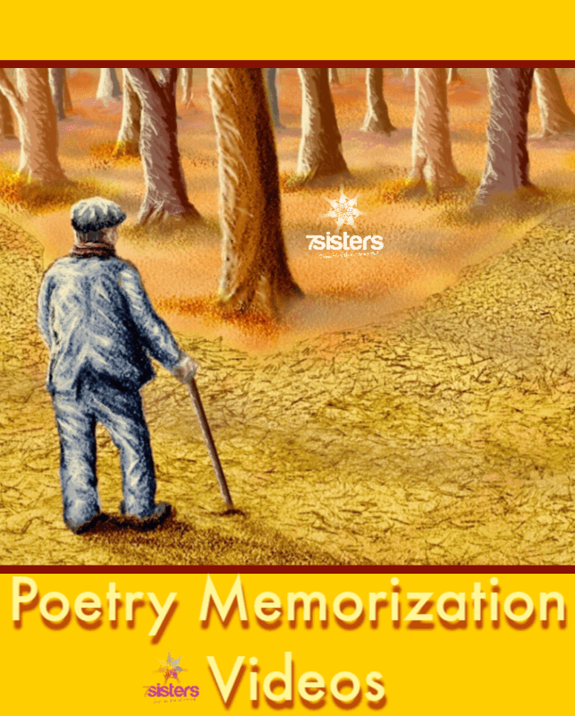 Inspiring Aids for Teaching Poetry: Poetry Memorization Videos. Download these resources (workbooks and freebie videos) and give your homeschool high schoolers a valuable experience with poetry reading, writing and memorization. 7SistersHomeschool.com