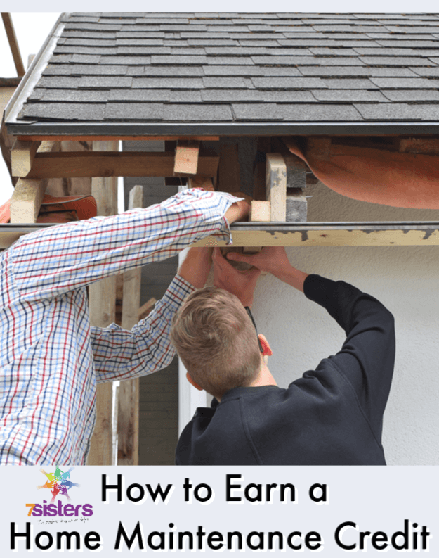 How to Earn a Home Maintenance Credit. Homeschool high schoolers can make the most of their homeschool years by earning credit by learning true life skills.