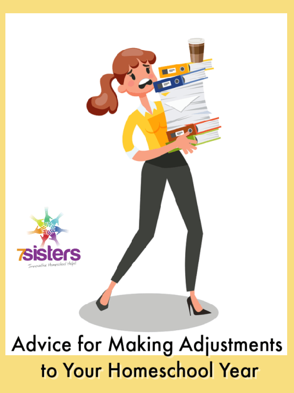 Advice for Making Adjustments to Your Homeschool Year