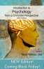 Coming Black Friday: 2020 Edition of Introduction to Psychology