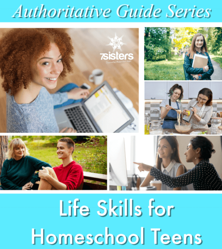 Authoritative Guide to Life Skills for Homeschool Teens