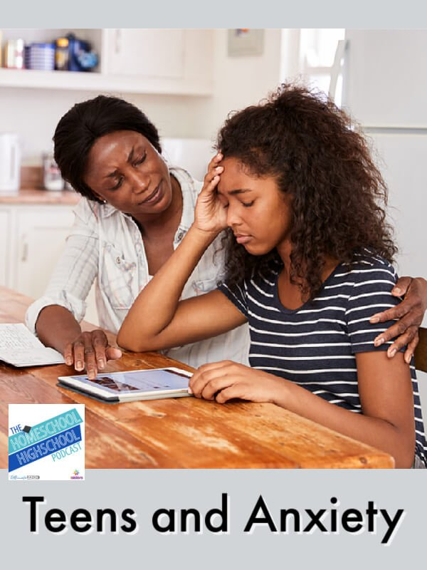 Teens and anxiety. Give teens the skills they need to manage the anxieties they face.