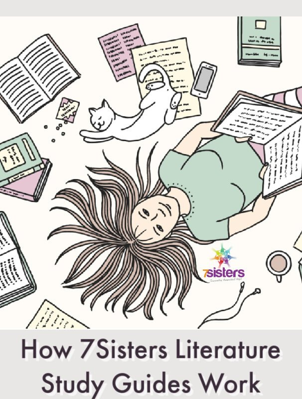 How 7Sisters Literature Study Guides Work