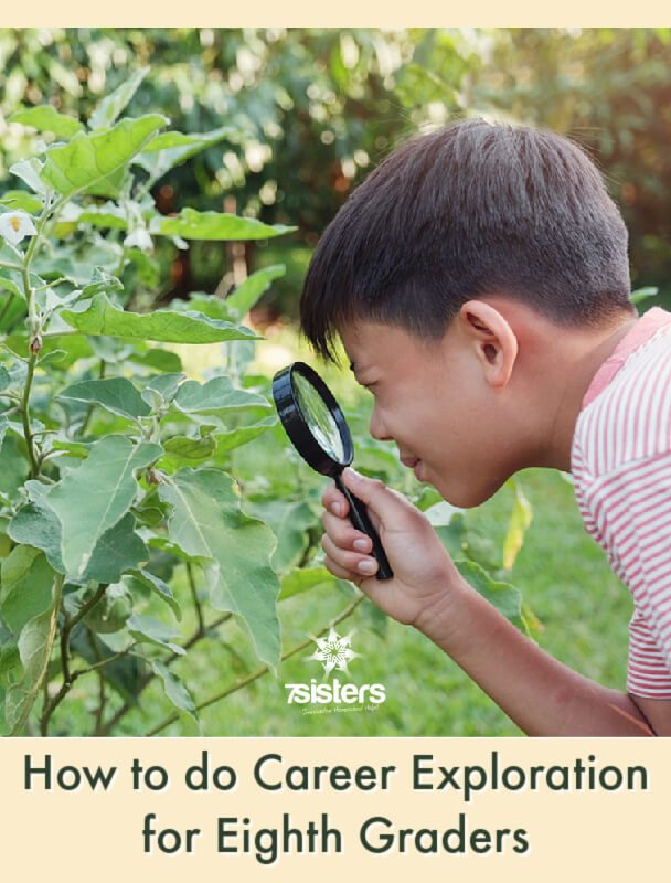 How to do Career Exploration for Eighth Graders