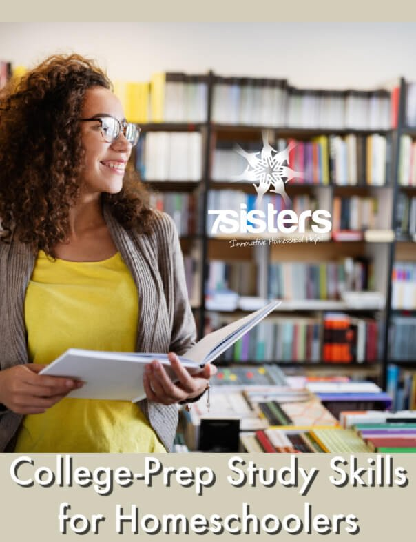 College-Prep Study Skills for Homeschoolers