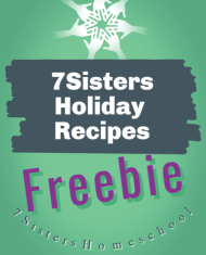 7Sisters holiday recipes