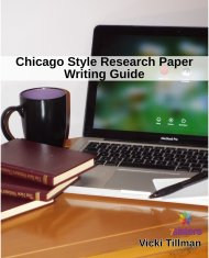 Chicago-Style Research Paper Writing Guide