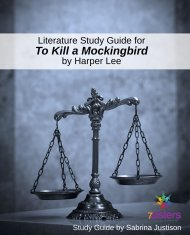 Study Guide for To Kill a Mockingbird