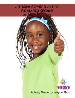 Elementary Literature Activity Guide for Amazing Grace