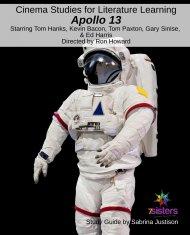 Cinema Study Guide Apollo 13