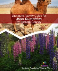 Miss Rumphius Elementary Literature Activity Guide