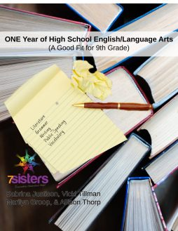 One Year of High School English Language Arts a good fit for 9th grade
