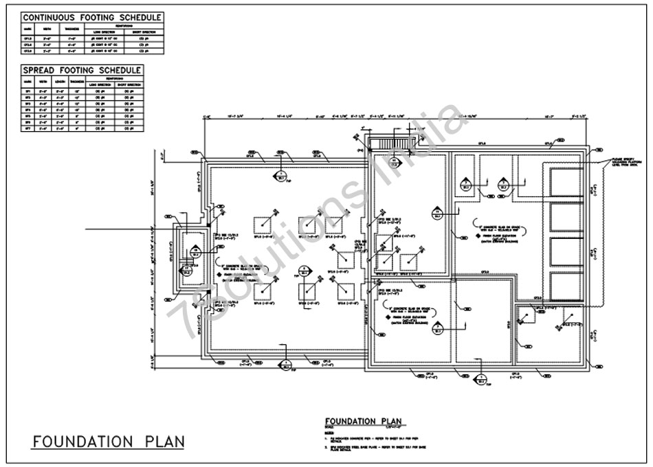 CAD Portfolio–Professional CAD Outsourcing Services