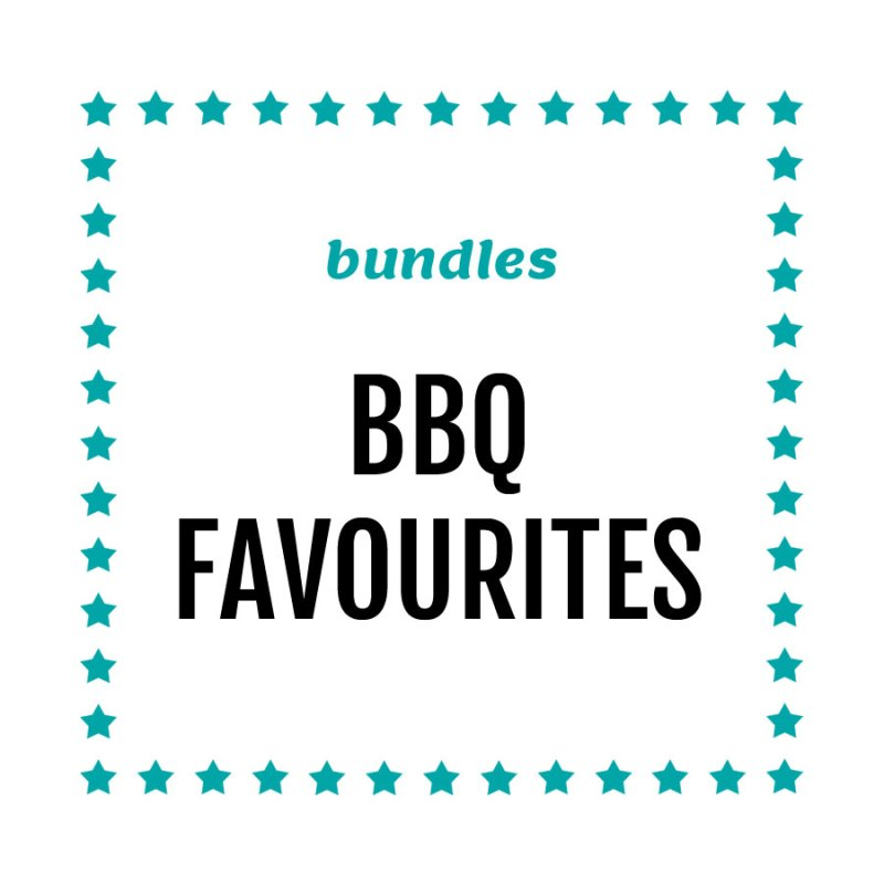 Bundle BBQ Favourites 2