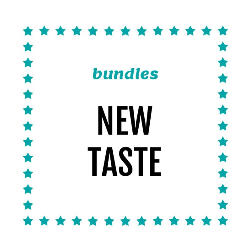 Bundle New Taste 3