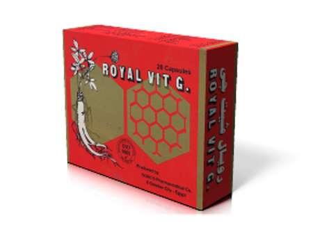 رويال فيت جي Royal Vit G فيتامينات متعددة مجدد للنشاط العضوي