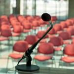 overcome public speaking fears