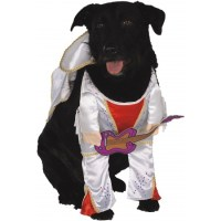 King of the Hound Dogs Elvis pet costume