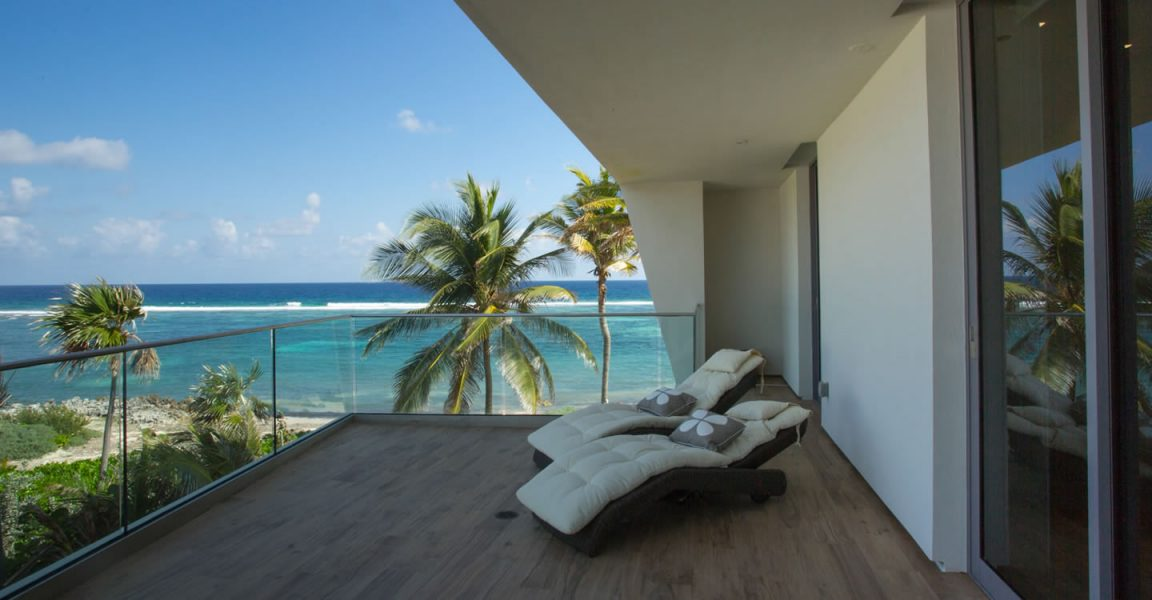 4 Bedroom UltraContemporary Beach House for Sale Rum