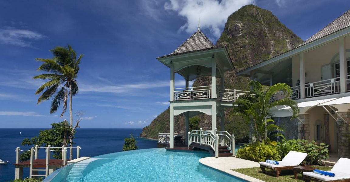 5 Bedroom Luxury Home for Sale Beau Estate St Lucia  7th Heaven Properties