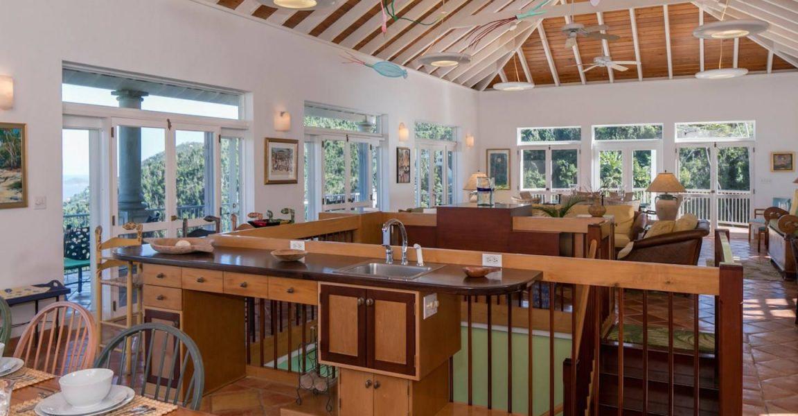 4 Bedroom Home for Sale Estate Carolina St John US Virgin Islands  7th Heaven Properties