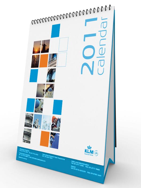 KLM Calendar
