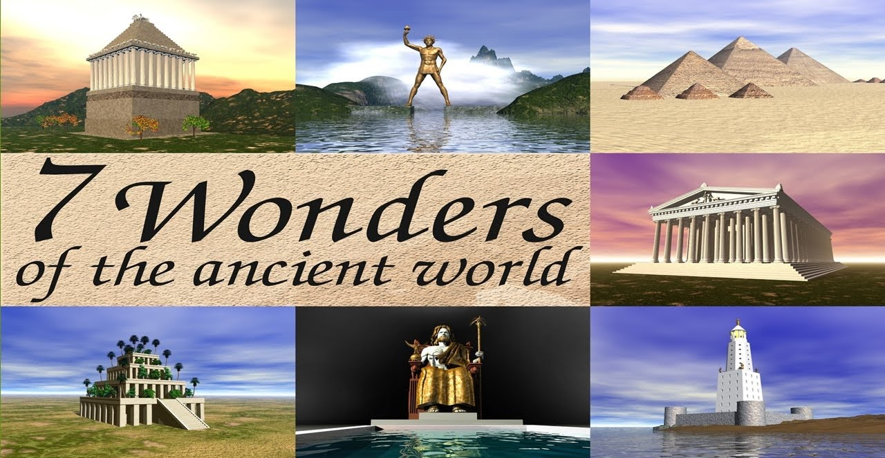 the old seven wonders