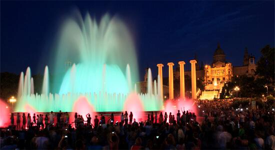 Montjuic-Magic-Fountain