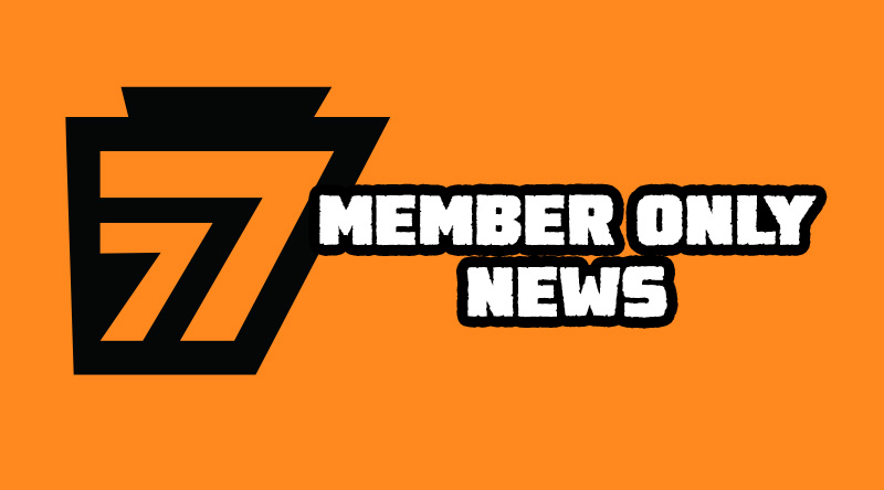 Member Update! New Site & More!
