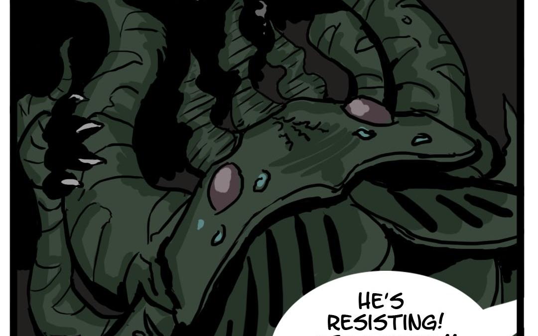 Kaiju Kitty 22: Dig Deeper