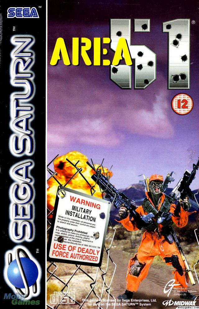 Area 51 Let Atari Arcade Fans Battle Alien Zombies Via Co Op Light Guns Running On CoJag 8