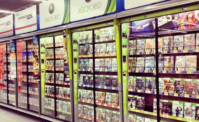 Walmart Gets Out The Big Guns To Oust Gamestop From The