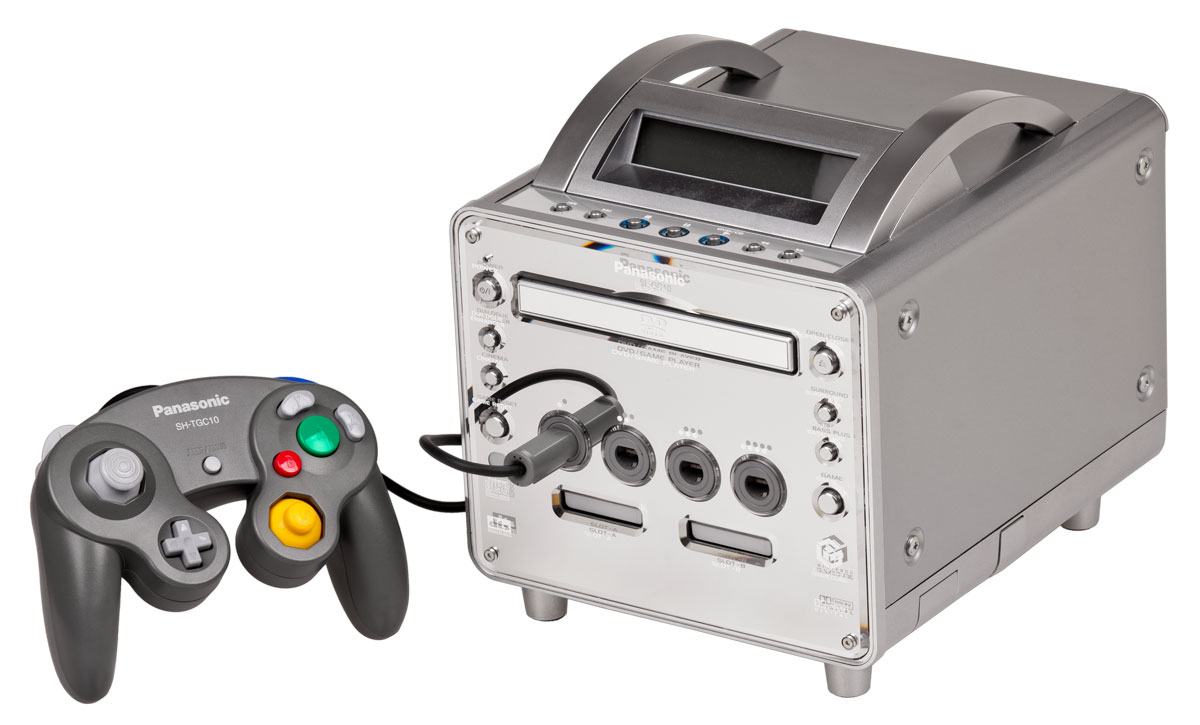 Nintendo39s Gamecube Ditched Rom Carts For 8cm Minidvd
