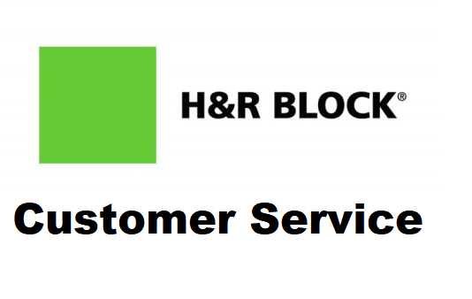 h r block customer service
