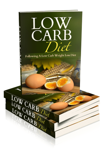 Low Carb Diet E-Book