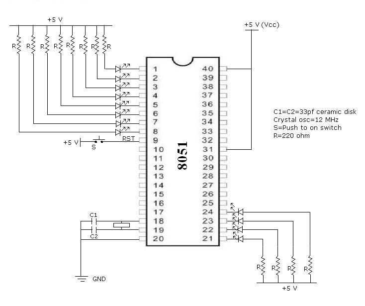 TRAFFIC LIGHT CONTROLLER USING 8051 MICROCONTROLLER PDF