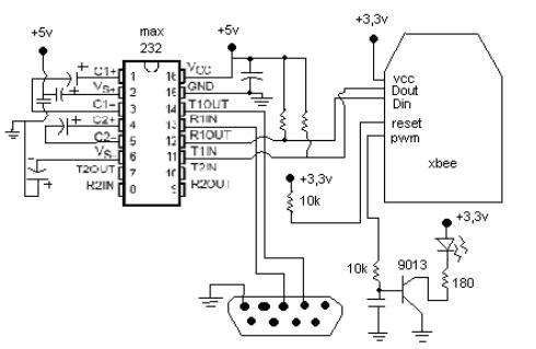 Rs232 Driver Circuit DS3 Circuit Wiring Diagram ~ Odicis