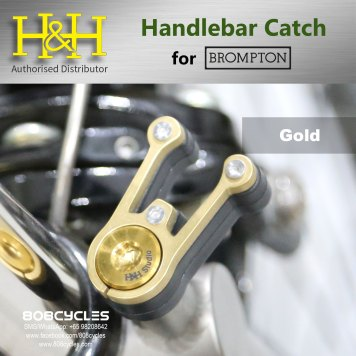 H&H Handlebar Catch for Bromptons