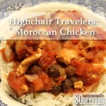 Moroccan Chicken Poster copy